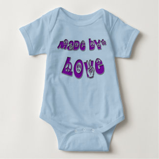 Made by* Love Baby Shirt