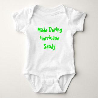 Made During Hurricane Sandy Baby Bodysuit