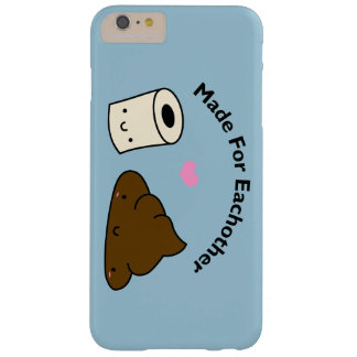 Made for Eachother Barely There iPhone 6 Plus Case