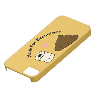 Made for Eachother iPhone 5 Cover