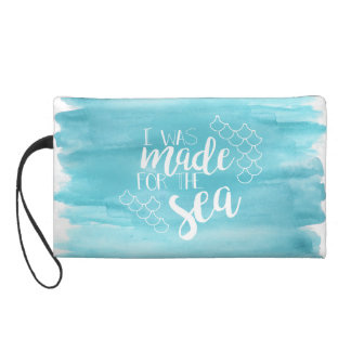 Made For The Sea Wristlet