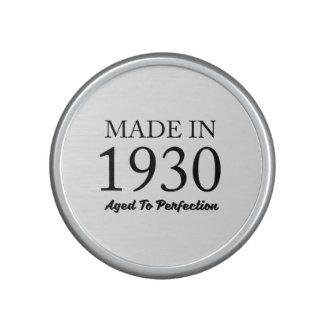 Made In 1930 Speaker