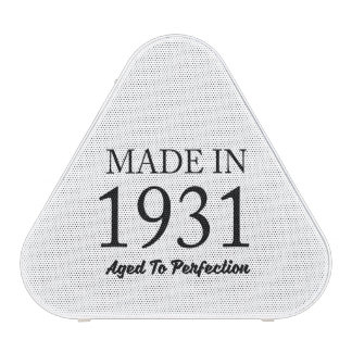 Made In 1931