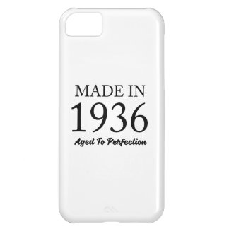 Made In 1936 iPhone 5C Case