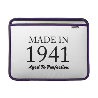 Made In 1941 Sleeve For MacBook Air