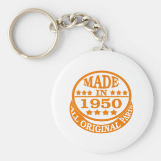 Made in 1950 all original parts keychains