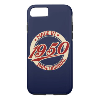 Made In 1950 iPhone 7 Case