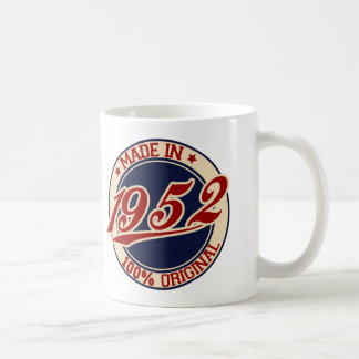 Made In 1952 Coffee Mug