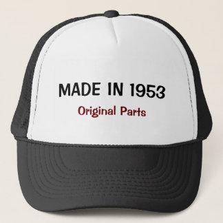 Made in 1953, Original Parts Trucker Hat