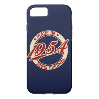 Made In 1954 iPhone 7 Case