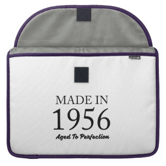 Made In 1956 Sleeve For MacBook Pro
