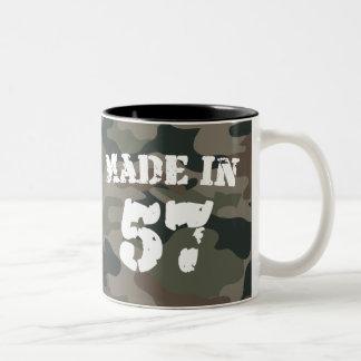 Made In 1957 Two-Tone Coffee Mug