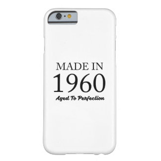 Made In 1960 Barely There iPhone 6 Case