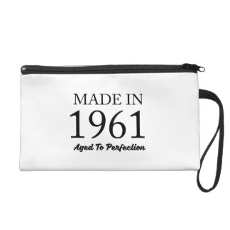 Made In 1961 Wristlet
