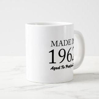 Made In 1962 Giant Coffee Mug