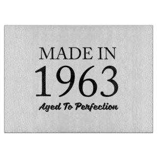 Made In 1963 Cutting Board