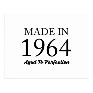 Made In 1964 Postcard