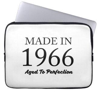 Made In 1966 Laptop Sleeve