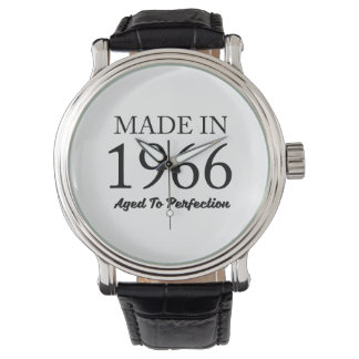 Made In 1966 Watch