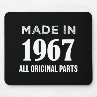 Made in 1967 All original parts 50th mouse pad