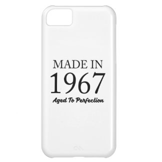 Made In 1967 iPhone 5C Case