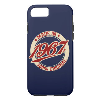 Made In 1967 iPhone 7 Case