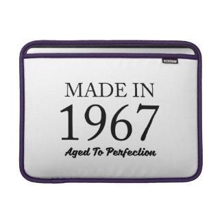 Made In 1967 MacBook Sleeve