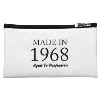Made In 1968 Cosmetic Bags