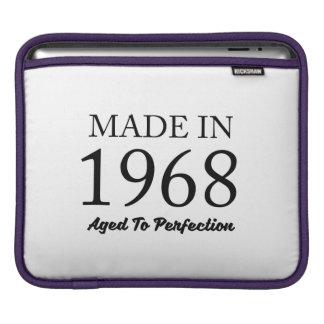 Made In 1968 iPad Sleeve