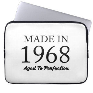 Made In 1968 Laptop Sleeve