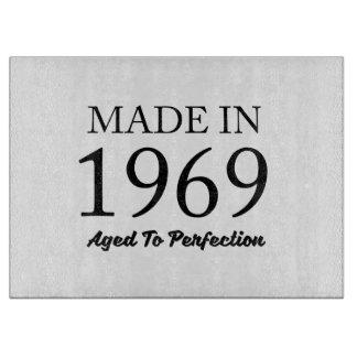 Made In 1969 Cutting Board