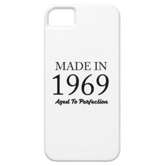 Made In 1969 iPhone 5 Cover