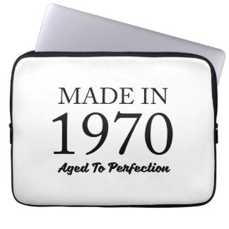 Made In 1970 Laptop Sleeve