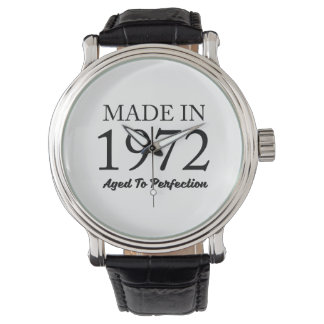 Made In 1972 Watch