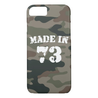 Made In 1973 iPhone 7 Case