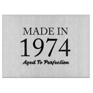 Made In 1974 Cutting Board