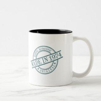 Made in 1974 mugs