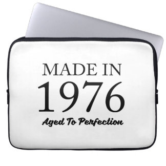 Made In 1976 Laptop Sleeve