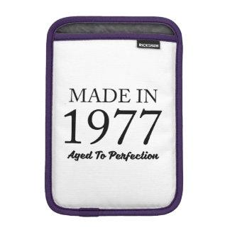 Made In 1977 iPad Mini Sleeve