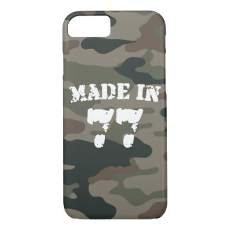 Made In 1977 iPhone 7 Case