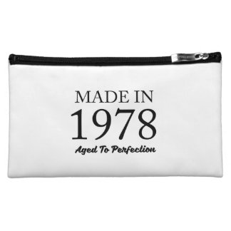 Made In 1978 Cosmetic Bag