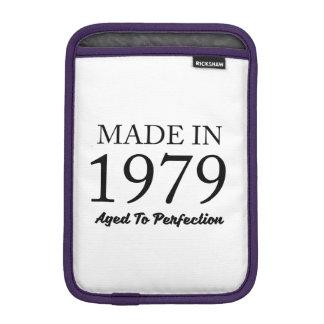 Made In 1979 iPad Mini Sleeve