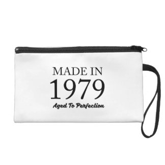 Made In 1979 Wristlet