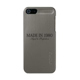 Made in 1980 incipio feather® shine iPhone 5 case