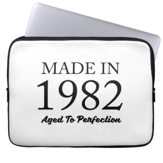 Made In 1982 Laptop Sleeve
