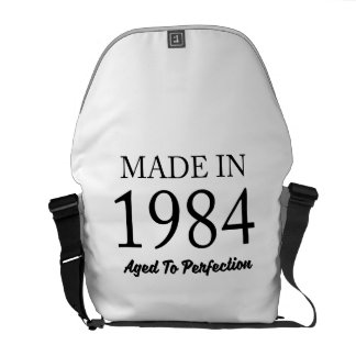 Made In 1984 Courier Bag