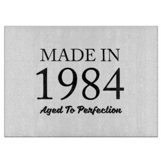 Made In 1984 Cutting Board