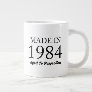 Made In 1984 Large Coffee Mug