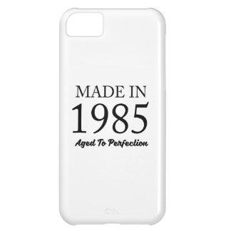 Made In 1985 iPhone 5C Case