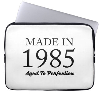 Made In 1985 Laptop Sleeve